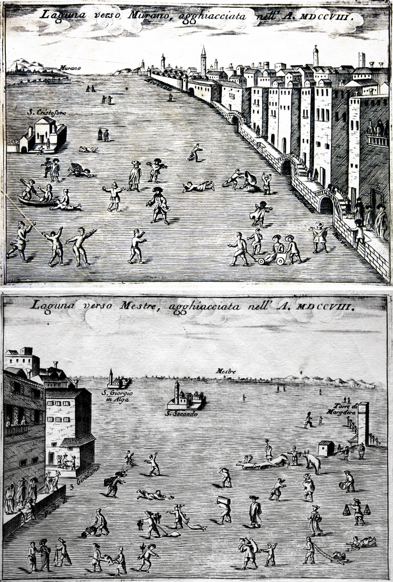 f027348c6d80b When the Lagoon was frozen over in Venice from A.D. 604 to 2012 ...