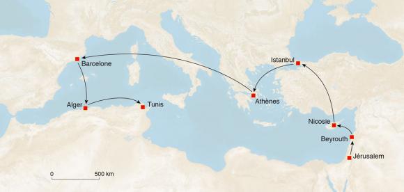 Portraying Mediterranean Cities