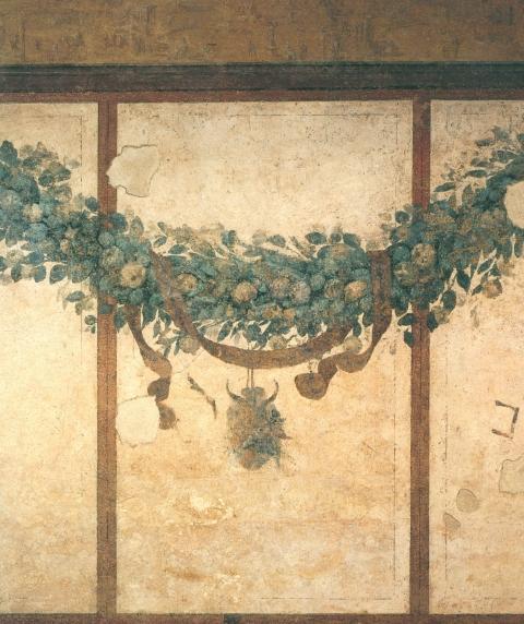Home Collection Casa Decorazioni Interni Accessorio Decorativo da Parete Albero in Metallo 84 x 93 cm