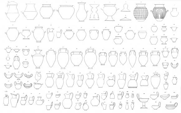 vaso di pallone datazione