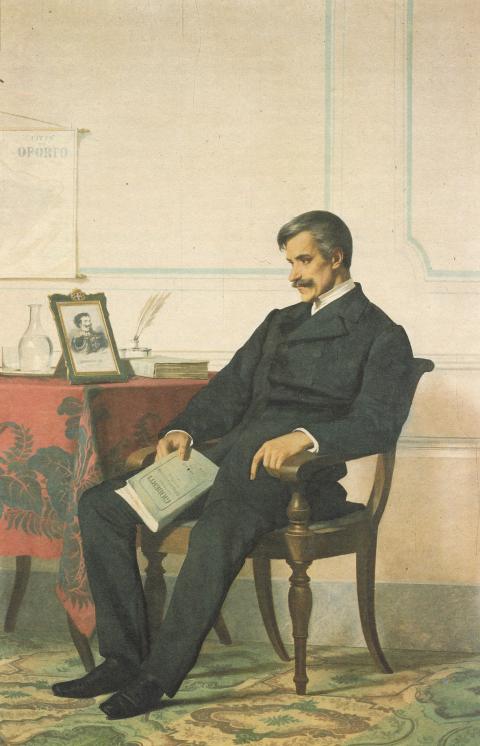 Un dipinto (quasi a caso) e i nuovi media del XIX secolo. Introduzione 0382aa998e9