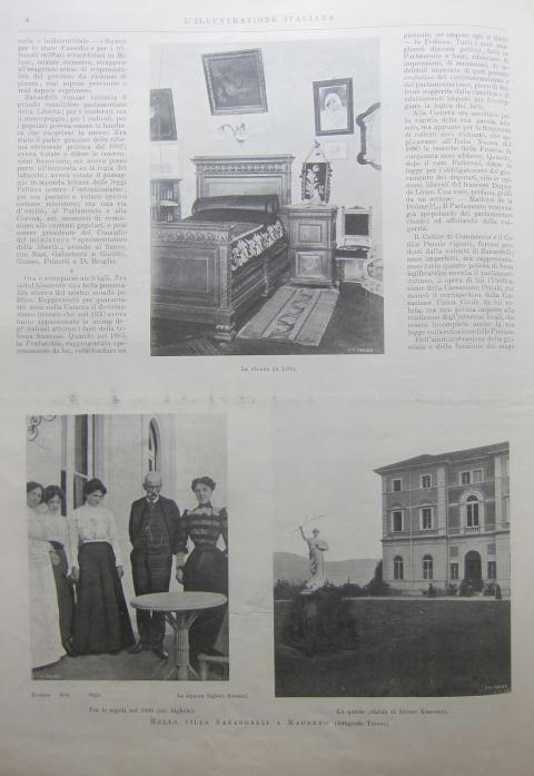 Molinari Accademia Design Fauteuil.Le Parlement Illustre Auto Portrait De Groupe Faits Divers Et