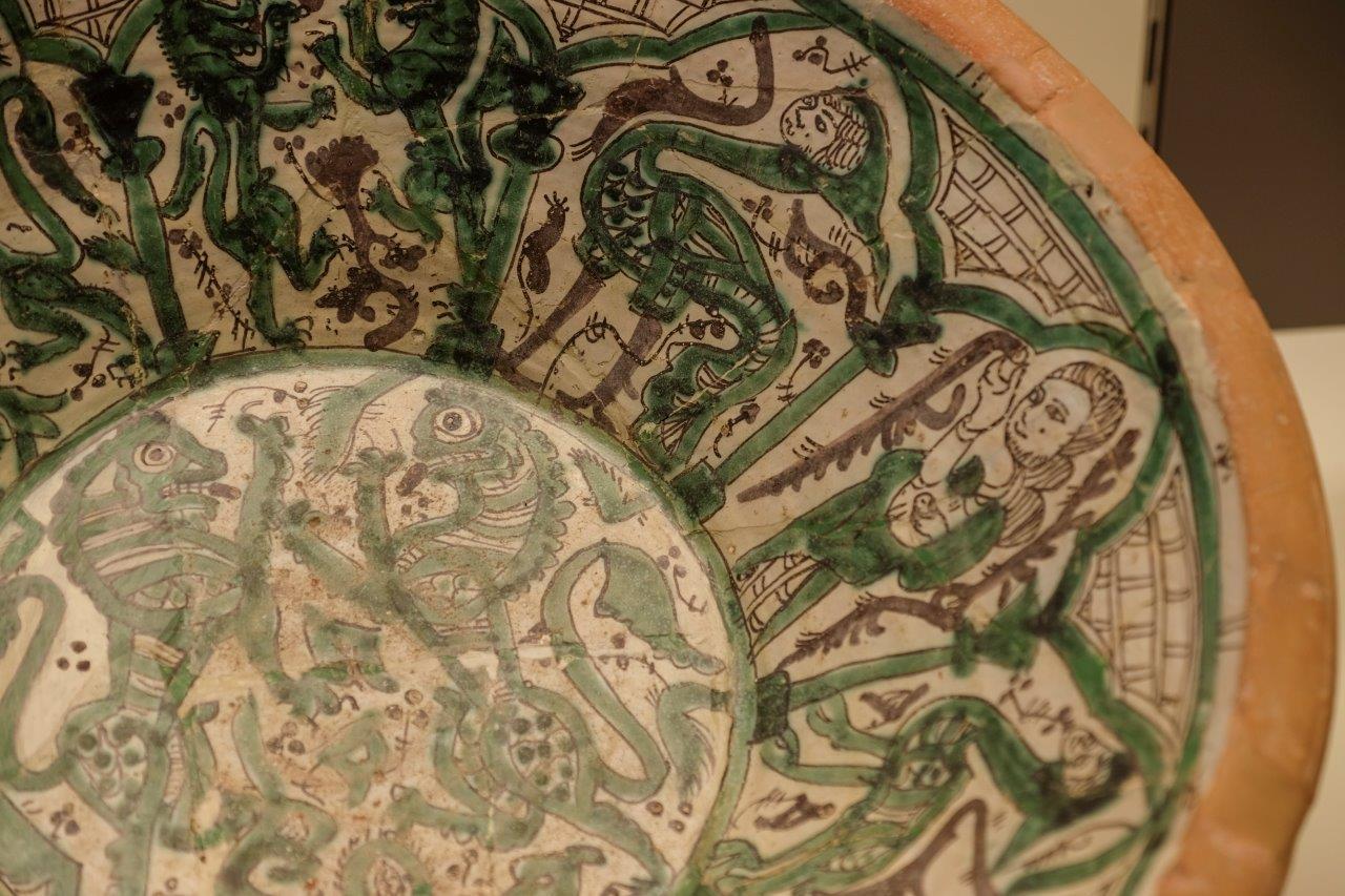 Trasmissioni mediterranee : la ceramica come fonte di studio per i