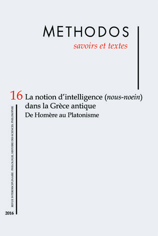 Methodos 16-Couverture