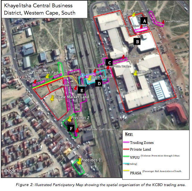 Informal Trading and a Right to the City in the Khayelitsha CBD