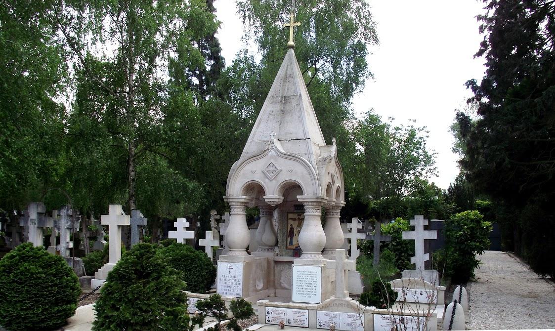 Le cimetière russe de SainteGenevièvedesBois  histoire et enjeux  ~ Maison Russe Sainte Genevieve Des Bois