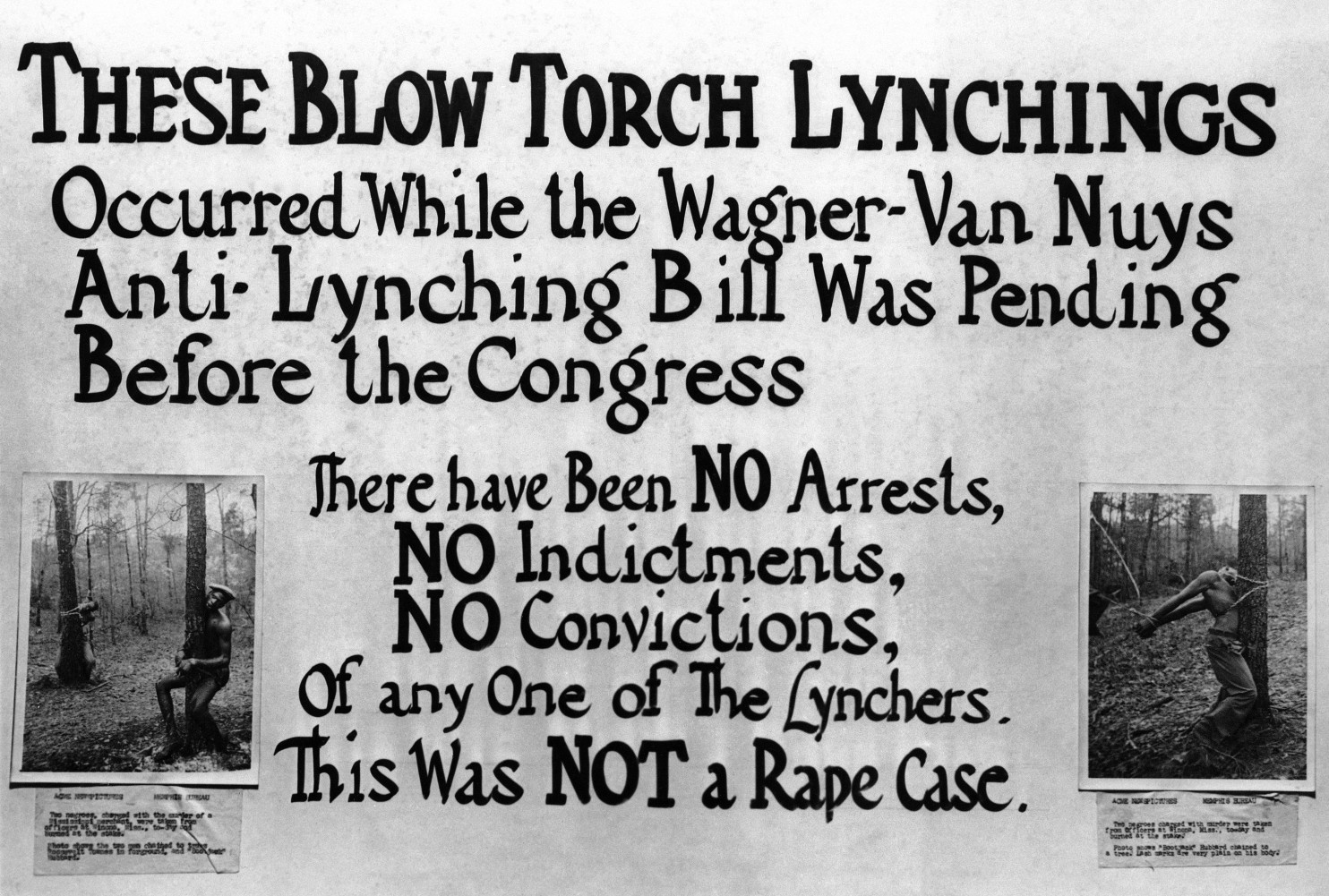 Spectacle Lynching And Textual Responses