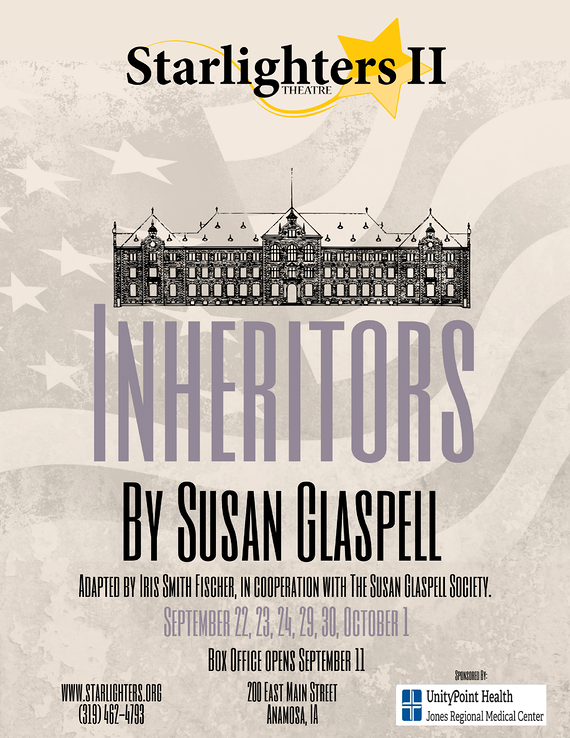 The Relevance Of Susan Glaspell S Inheritors In The 21st Century