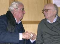 Jean-Pierre Vernant et Pierre Vidal-Naquet