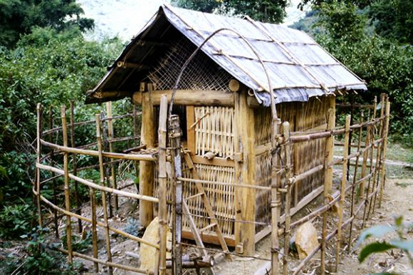 Social And Spatial Organization Of The Tai Deng Of Mai Chau Viet