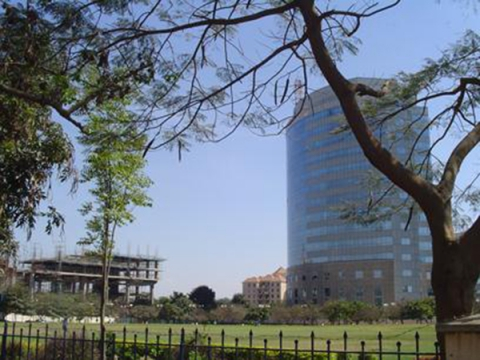 L'International Tech Park de Bangalore