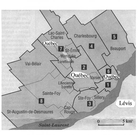 Bien-aimé Réforme municipale au canada et au Québec : la recomposition  CZ77