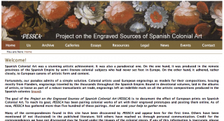 project-on-the-engraved-sources-of-spanish-colonial-art-pessca