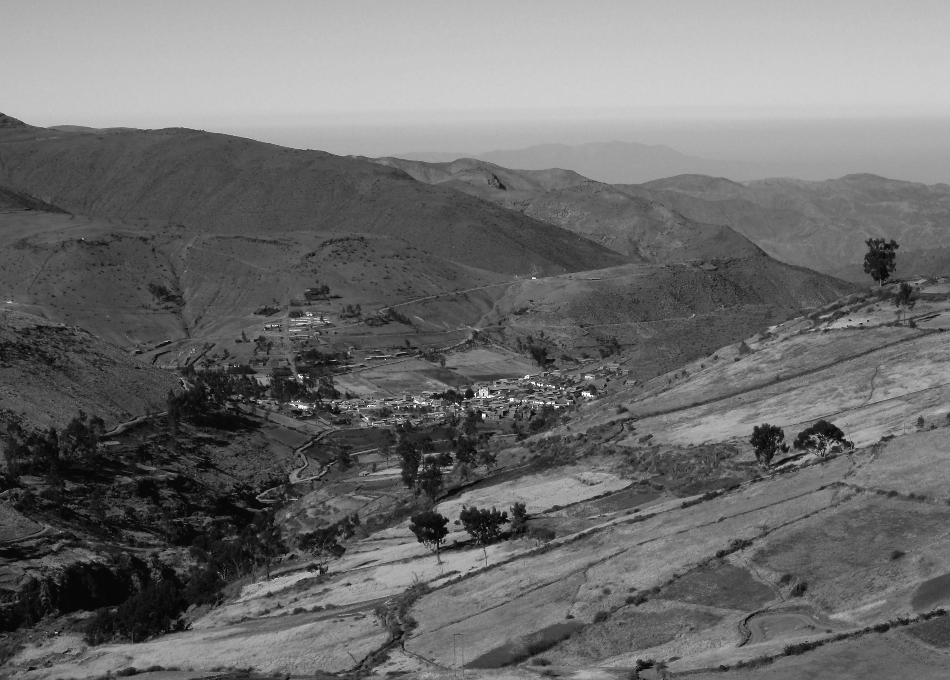 Transecta Andina: Estudios de interregionalidad y verticalidad en ...