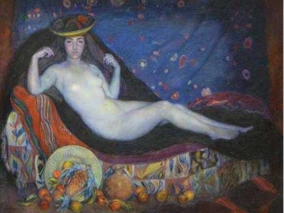 La Chola desnuda de Alfredo Guido (1924)  ficciones nacionales ... bcb385d61c0