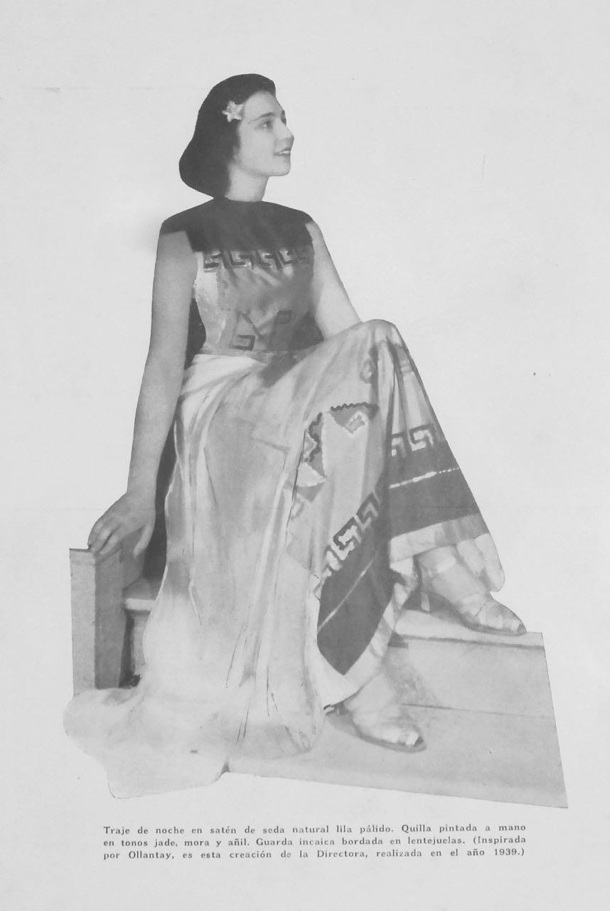 La Chola desnuda de Alfredo Guido (1924): ficciones nacionales ...