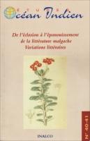 La fleur de Songosongo (Curtis's Botanical Magazine, 63, (3527), 1836 : Euphorbia Bojeri, M. Bojer's Spurge, Muséum national d'histoire naturelle, Fonds documentaires de botanique