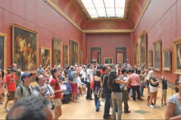 Visites Dt Au Muse Du Louvre Paris
