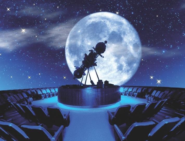 Populaire Les planétariums : des musées scientifiques en effervescence EY41