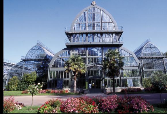 Le Jardin botanique de Lyon : d\'un service technique à un ...