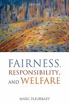 Fairness, Responsibility and Welfare - cover