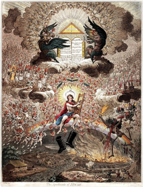 Image 23 : « The Apotheosis of Hoche »
