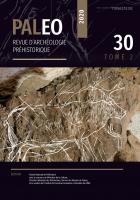 Couverture Paleo 30-2