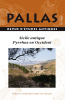 Pallas 79 | Sicile antique. Pyrrhus en Occident