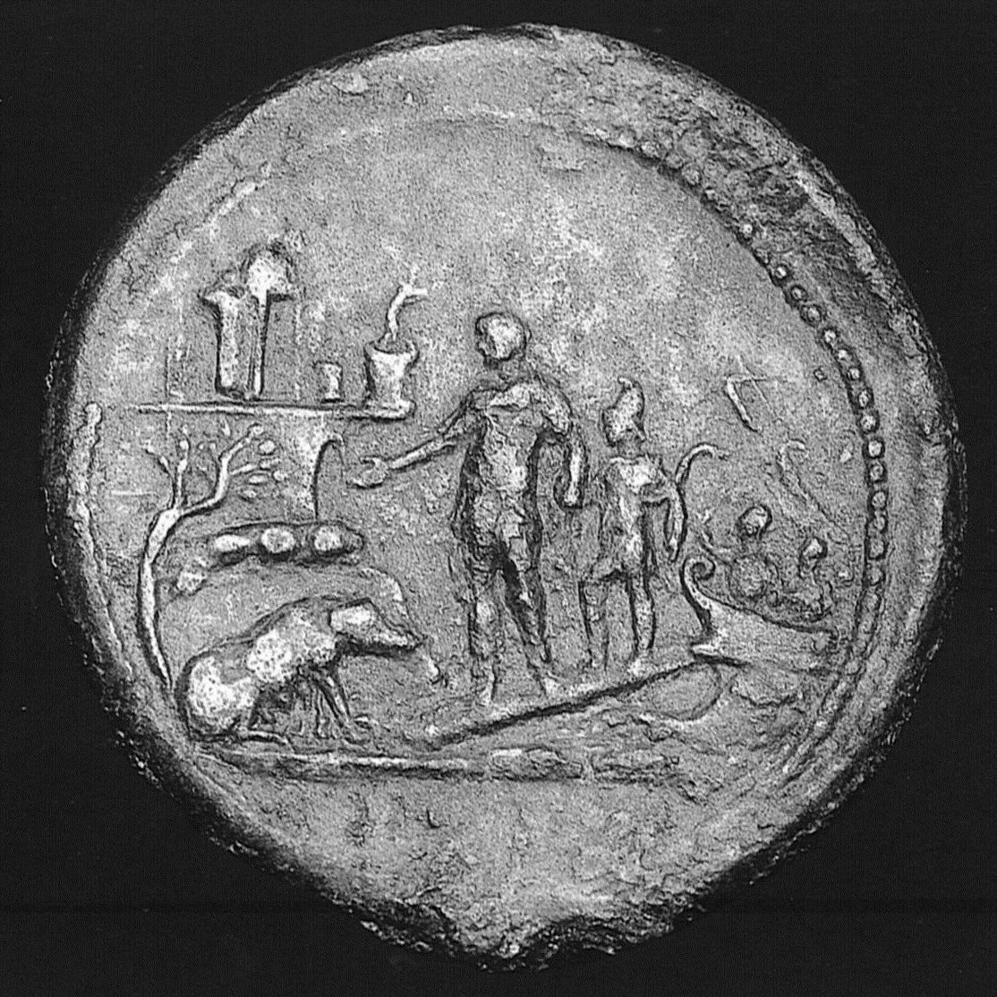 Antiquites Romaines Tome 1 Introduction Generale Et Livre I