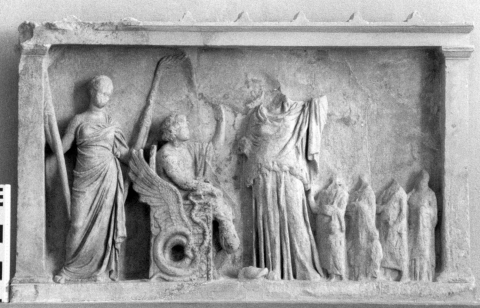Fig. 2. Eleusis, Musée, inv. 5061 (11) : photo Lorenz E. Baumer.