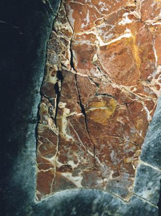 Chutes de marbre datant