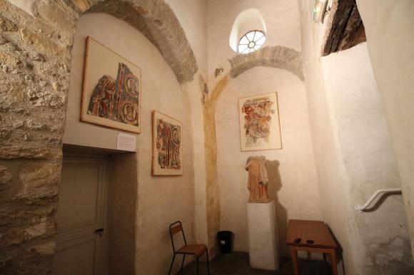 La Peinture Murale Au Xiie Siècle Dans Les églises Des