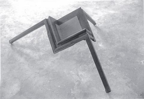 Ai Weiwei, Table araignée.
