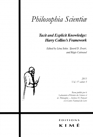 Tacit and Explicit Knowledge: Henry Collins's Framework
