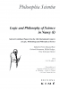 Logic and Philosophy of Science in Nancy (I)