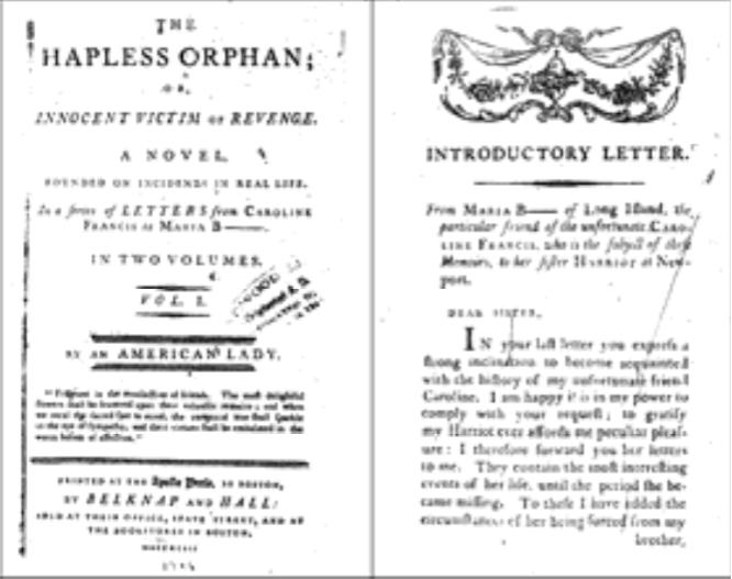 epistolary essay examples