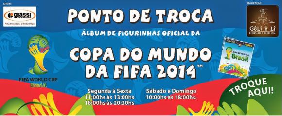 Sagrada Arte de Colecionar Figurinhas  Reagrupando o Futebol 7cb7fb6965c4d