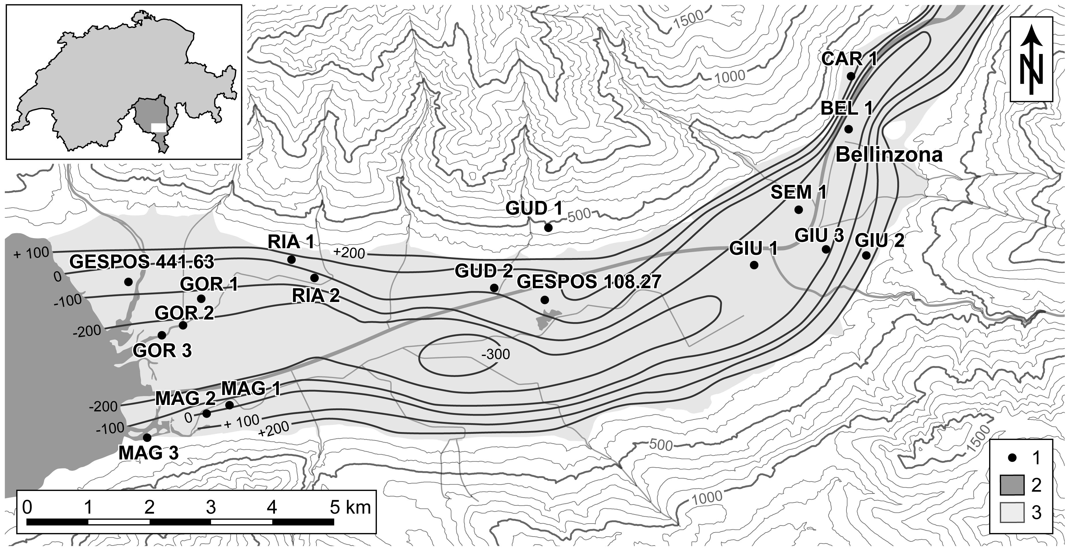 Evidence Of Paraglacial And Paraperiglacial Crisis In Alpine