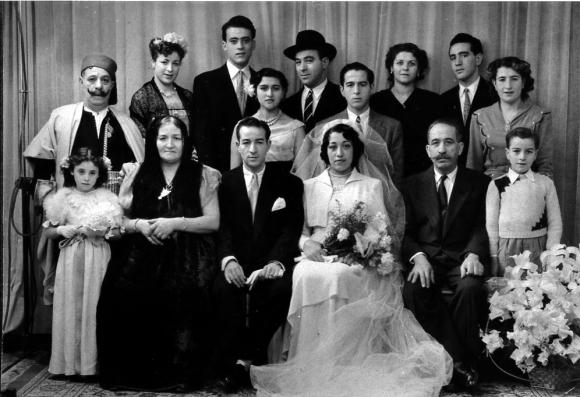 datant d'un homme juif marié