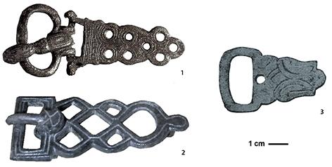 9aadb6589596 Plaques-boucles byzantines et apparentées de la période VIe-VIIIe ...