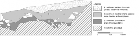 Zahlengedichtung in Stratigraphie