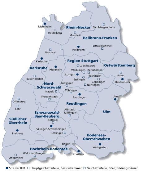 Bade Wurtemberg : une compétitivité à taille humaine