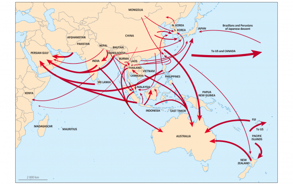 Editorial: Migration in Asia and the Pacific
