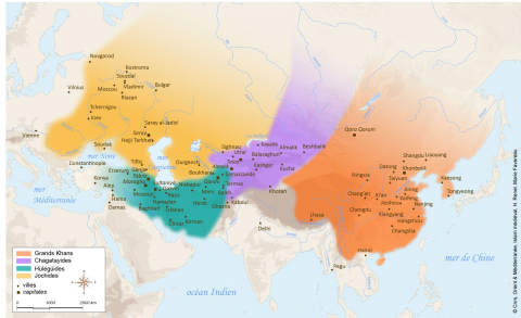 Introduction: The Islamisation of the Steppe on