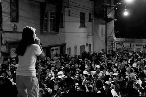 83c630662e2b6 Culturas juveniles en tono de mujer. Hip hop en Medellín (Colombia)