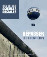 Couverture de Revue des sciences sociales, n°60 | 2018