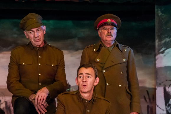"""oh lovely war play joan littlewood Oh, what a lovely war """"the truest account ever given of the 1914-1918 war"""" – a j p taylor by the theatre workshop and joan littlewood from a radio play by charles chilton."""