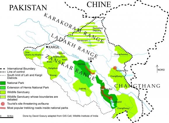 Ladakh, kingdom of sustainable development?
