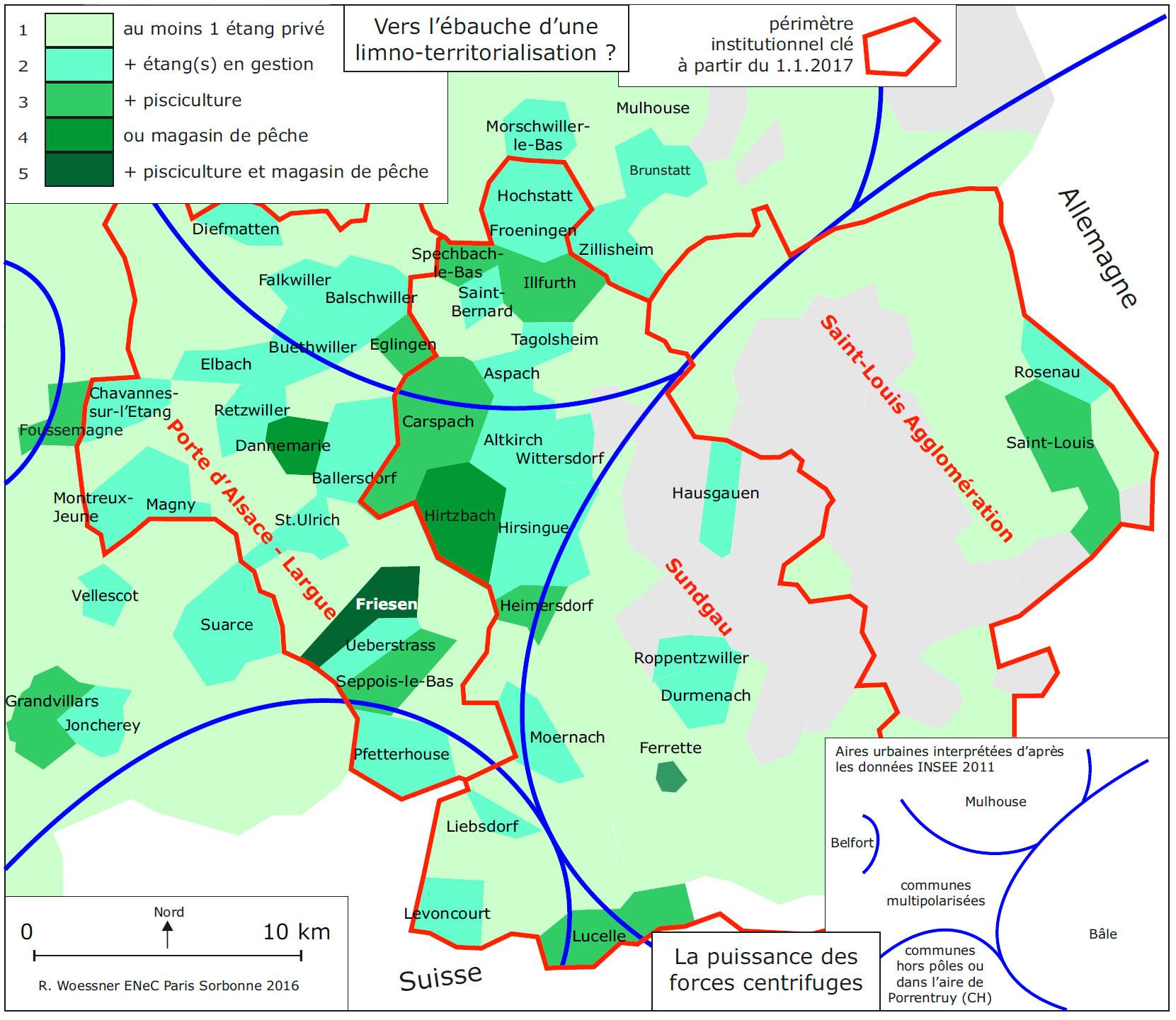 Carte Halieutique Alsace.La Route De La Carpe Frite Dans Le Sundgau Enjeu Identitaire
