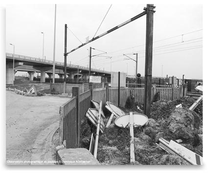 Le paysage ferroviaire dans lœil de lobservatoire photographique
